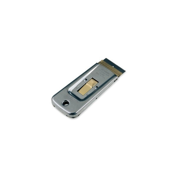 Rascador metálico retráctil (Cuchilla 3 cm)
