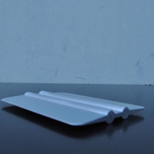Espátula Nylon Plata (10 cm)
