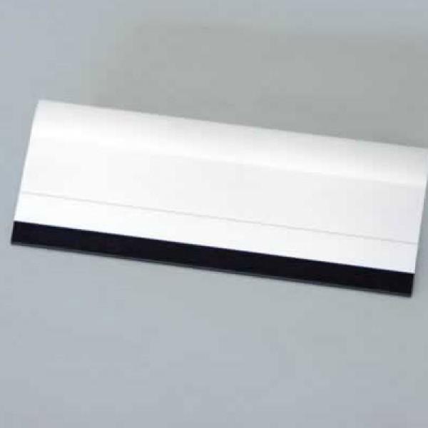 Espátula con labiado de goma (15 cm)