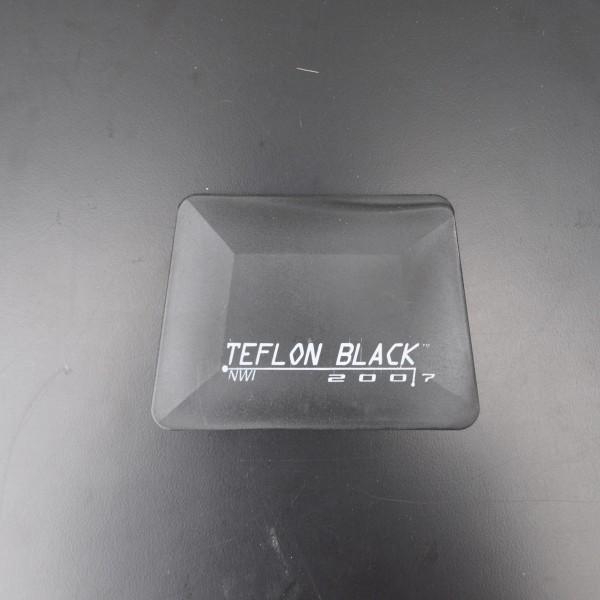 Espátula Teflón Negra (10 cm)