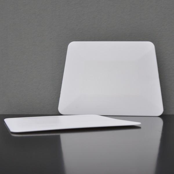 Espátula Teflón Blanca (10 cm)