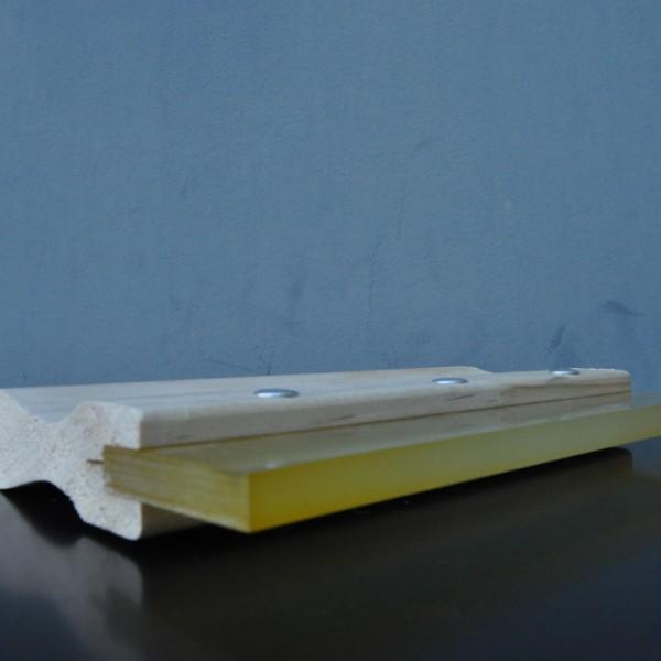 Escobilla de canto plástico duro (20 cm)